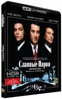 Славные парни (Blu-Ray 4K Ultra HD) / GoodFellas