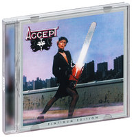 Accept. Accept (Platinum Edition) (CD)