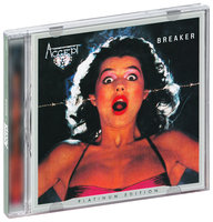Accept. Breaker (Platinum Edition) (CD)