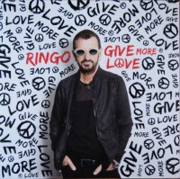 Ringo Starr. Give More Love (CD)