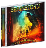 Brainstorm. Scary Creatures (Limited Edition) (CD)