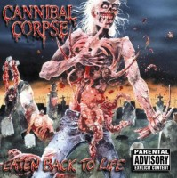 Cannibal Corpse. Eaten Back to Life (Reserved Copy) (CD)