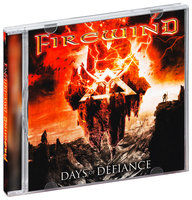 Firewind. Days Of Defiance (Reserved Copy) (CD)