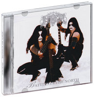 Immortal. Battles in the North (CD)