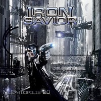 Iron Savior. Megatropolis 2.0 (Reserved Copy) (CD)