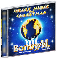 Boney M. Worldmusic for Christmas (CD)