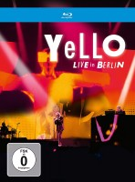 Yello. Yello 'Live in Berlin' (Blu-Ray)