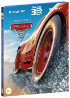 Тачки 3 (Real 3D Blu-Ray) / Cars 3