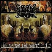 Audio CD Napalm Death. Leaders Not Followers: Part 2