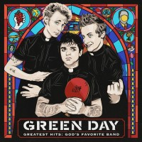 Green Day. Greatest Hits: God's Favorite Band (CD)