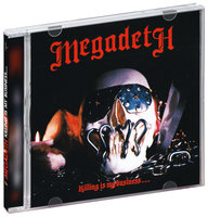 Megadeth. Killing Is My Business... And Business Is Good! (CD)