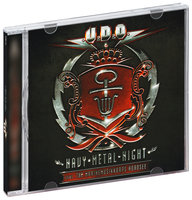 U.D.O. Navy Metal Night (2 CD)