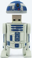 Флешка Star Wars USB Flash R2D2 4Gb (15297)