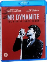 James Brown. Mr. Dynamite. The Rise Of James Brown (Blu-Ray)