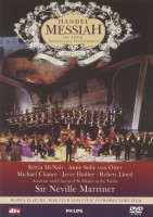 Sir Neville Marriner. Handel: Messiah - The 250th Anniversary Performanc (DVD)