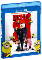 Гадкий Я (Real 3D Blu-Ray) / Despicable Me