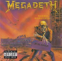Megadeth. Peace Sells... But Who's Buying? (CD)