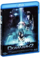 Скайлайн 2 (Blu-Ray) / Beyond Skyline