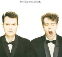 Pet Shop Boys. Actually (LP)
