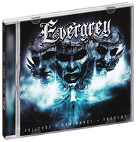 Evergrey. Solitude, Dominance, Tragedy (Re-Release) (CD)