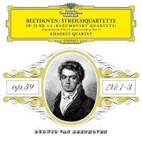 Amadeus Quartet. Beethoven: String Quartet Nos.1, 2, 3, 7, 8 (LP)