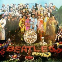 The Beatles: Sgt. Pepper's Lonely Hearts Club Band (Picture Disc) (LP)