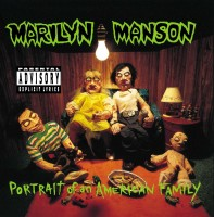Marilyn Manson. Portrait Of An American Family (CD)
