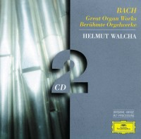 Helmut Walcha. Bach: Great Organ Works (2 CD)
