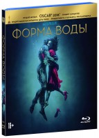 Blu-Ray Форма воды (Blu-Ray) / The Shape of Water