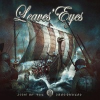 Leaves' Eyes. Sign Of The Dragonhead (CD)