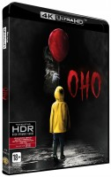 Оно (Blu-Ray 4K Ultra HD) / It