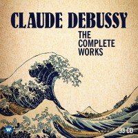 Various Artists. Debussy - The Complete Works (33 CD)