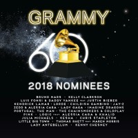 Various Artists. 2018 Grammy Nominees (CD)