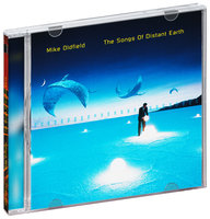 Mike Oldfield. The Songs Of Distant Earth (CD)