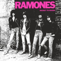 Ramones. Rocket To Russia (Remastered) (LP)