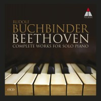 Rudolf Buchbinder. Beethoven: Complete Works for Solo Piano (15 CD)