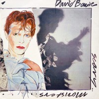 LP David Bowie. Scary Monsters (And Super Creeps) (LP)