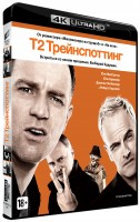 Трейнспоттинг 2 (На игле 2) (Blu-Ray 4K Ultra HD) / T2 Trainspotting
