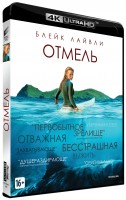 Отмель (Blu-Ray 4K Ultra HD) / The Shallows