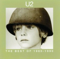U2. The Best Of 1980-1990 (CD) Island Records