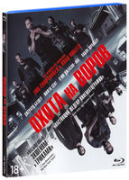 Охота на воров (Blu-Ray) / Den of Thieves