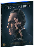Blu-Ray Призрачная нить (Blu-Ray) / Phantom Thread