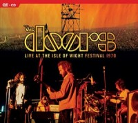 The Doors. Live At The Isle Of Wight Festival 1970 (DVD + CD)