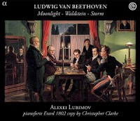 Alexei Lubimov. Beethoven: Moonlight, Waldstein, Storm (CD)
