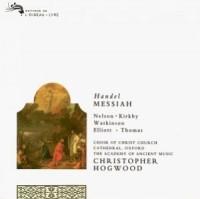 Christopher Hogwood. Handel: Messiah (2 CD)