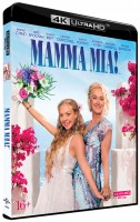 Мамма Мия! (Blu-Ray 4K Ultra HD) / Mamma Mia!