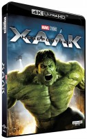 Невероятный Халк (Blu-Ray 4K Ultra HD) / The Incredible Hulk