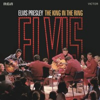 LP Presley, Elvis. The King In The Ring (50th anniversary) (RSD2018) (LP)
