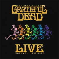 Grateful Dead. The Best Of The Grateful Dead Live Volume 1: 1969-1977 (2 LP)