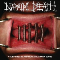LP Napalm Death. Coded Smears And More Uncommon Slurs (LP)